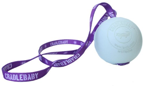 Lowest Prices! CradleBaby Rubber Lacrosse Ball for Training Indoor, Outdoor, Shooting, Catching