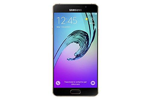 Samsung SM-A510FZDAITV Galaxy A5 Smartphone, 16 GB, Oro [Italia]