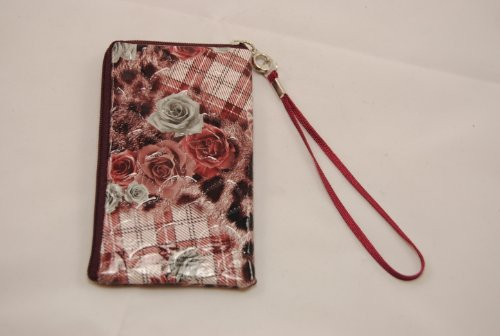 SEXY LADIES FLOWERED AIR PUMP POUCH FOR SONY