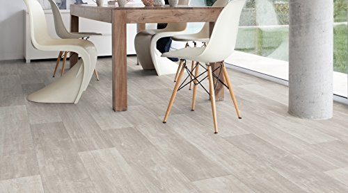 gerflor texline pvc vinyl bodenbelag hudson white 1879 linoleum rolle fu bodenbelag. Black Bedroom Furniture Sets. Home Design Ideas