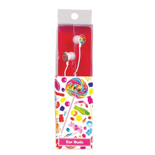 Dylan's Candy Bar Ear Buds - Whirly Pop®