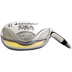 Adams Golf A3OS Ladies 8 Piece Set (4-9 Hybrids, PW, SW)