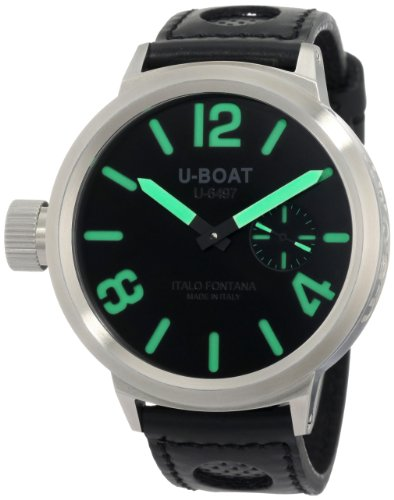U-Boat Men's 1761 Flightdeck Watch