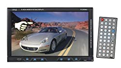 See PYLE PLD89MU 8-Inch Single DIN TFT Touch Screen DVD/VCD/CD/MP3/CD-R/USB/SD/AM/FM/RDS Receiver Details