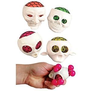 Skull Horror Ball (Styles May Vary): Amazon.co.uk: Toys & Games