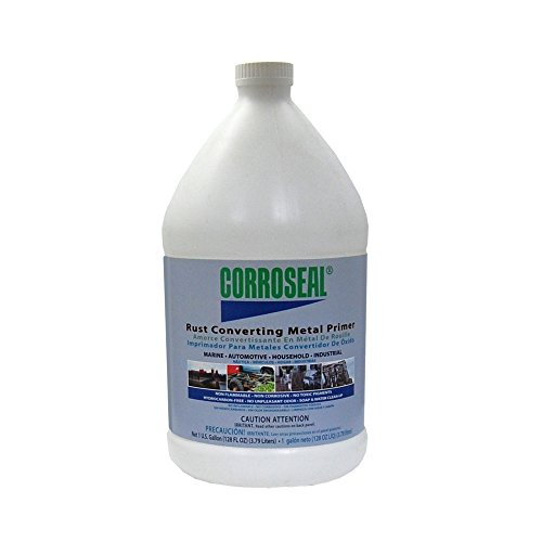 Corroseal 82331 Water-Based Rust Converter, Gallon (Green Primer Car Paint compare prices)