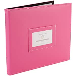 Project Life by Becky Higgins 380061 Mini Album - Blush