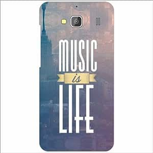 Redmi 2 Back Cover - Music Is Life Desiner Cases