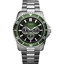Guess W10245G3 Mens FOCUS Multi Function Watch