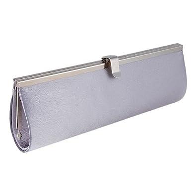 Carlo Fellini - Claire Evening Bag (N 53743) (Silver)