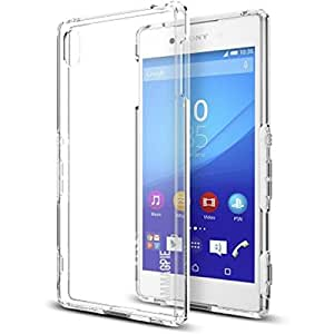 Garmor Silicone Back Cover for Sony Xperia Z5
