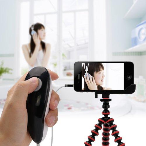 SP447:離れた位置からシャッターがきれる。カメラアプリ用シャッターリモコン「Shutter remocon for iPhone/iPad」