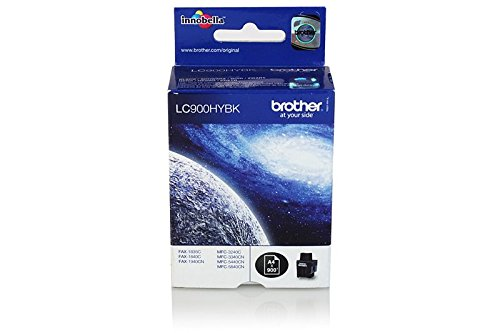 Brother MFC-3240 CN - Original Brother LC-900HYBK - Cartouche d'encre Noir -