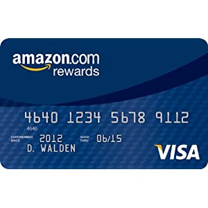Wedding Registry Visa Gift Card : Amazon.com: Amazon.com Rewards Visa Card: Credit Card Offers