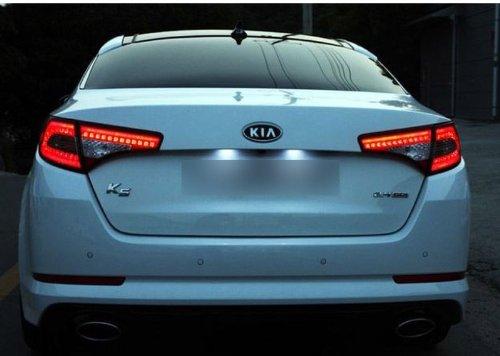 How To Buy Online Kia Motors Genuine Led Rear Tail Lights