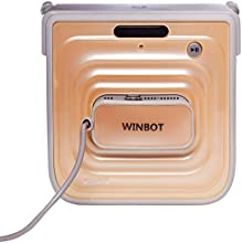 Ecovacs W710 Winbot Fensterreinigungs-Roboter / Vakuum Ansaugmechanismus