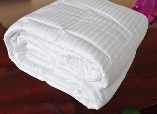 natural-comfort-hotel-select-250tc-down-alternative-white-oversize-comforter-duvet-cover-insert-quee