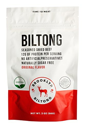 Bag of Biltong (Peri Peri, 16oz) (Butcher Salt Box compare prices)