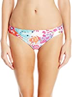 Splendid Slip de Baño FULL BLOOM REV RETRO (Multicolor)