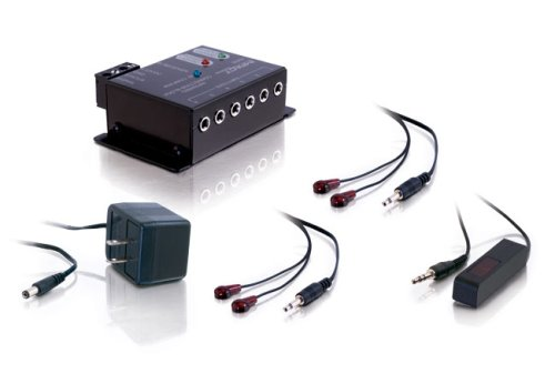 69% Off List Price on an Infrared Remote Control Repeater Kit