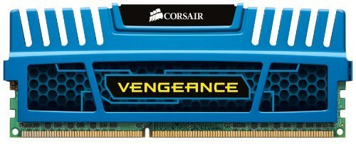 Corsair Vengeance 4GB 2x2GB DDR3 1600 MHz PC3
