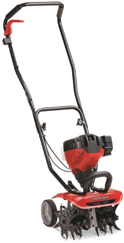 Review Of Troy-Bilt TB146 EC 29cc 4-Cycle Cultivator with JumpStart Technology