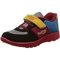 Footfun (from Liberty) Boy's Ks-04 Red Sneakers - 9 kids UK/India (27 EU)