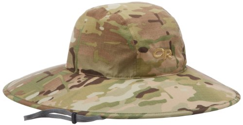 Outdoor Research Aquifer Sombrero Hat, Multicam