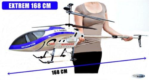 RC Hubschrauber XXXL 168 cm thumbnail