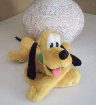 Pluto Bean Bag Plush - 10 Inches - 1