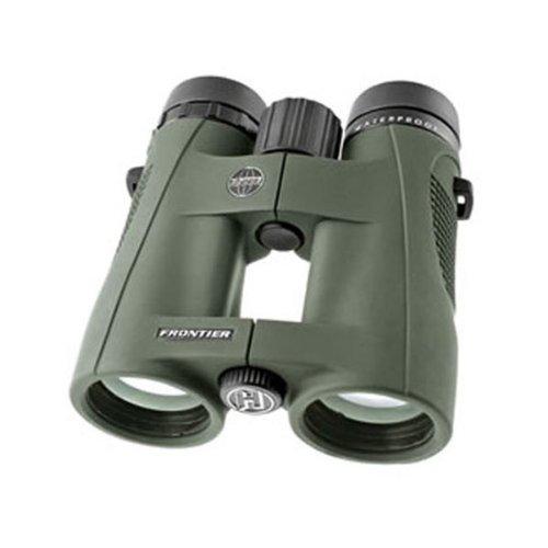 Hawke Sport Optics Frontier Open Hinge 10X42 Green Binoculars Ha3886