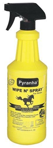 Pyranha Wipe N Spray 32oz
