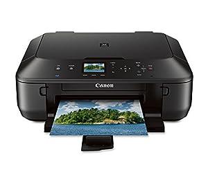 Canon PIXMA Color Photo Printer MG5520, Black