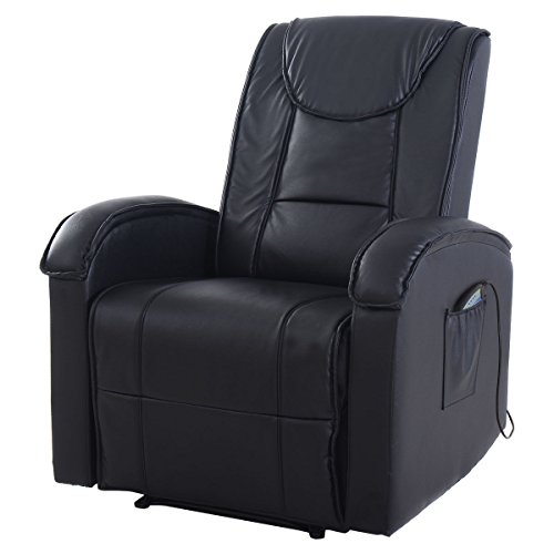 Price Tracking For Giantex Ergonomic Massage Sofa Chair