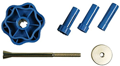 SW-Stahl per attrezzi di centraggio per frizione di mozzi, diametro 15-28mm, 410100L
