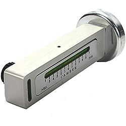 Hanperal Universal Magnetic Gauge Tool for Car/Truck Camber/Castor Strut Wheel Alignment