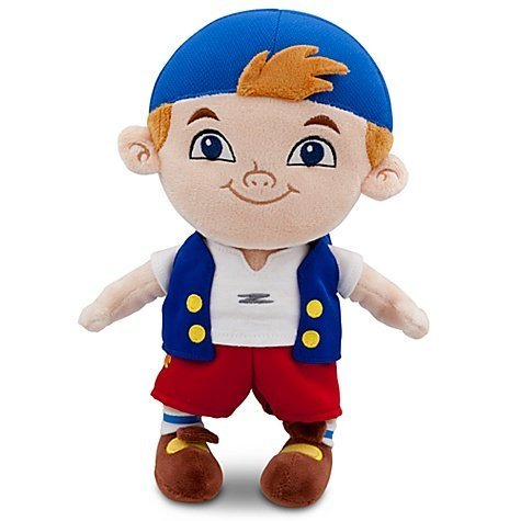 Jake and the Never Land Pirates Cubby Plush -- 10'' H - 1