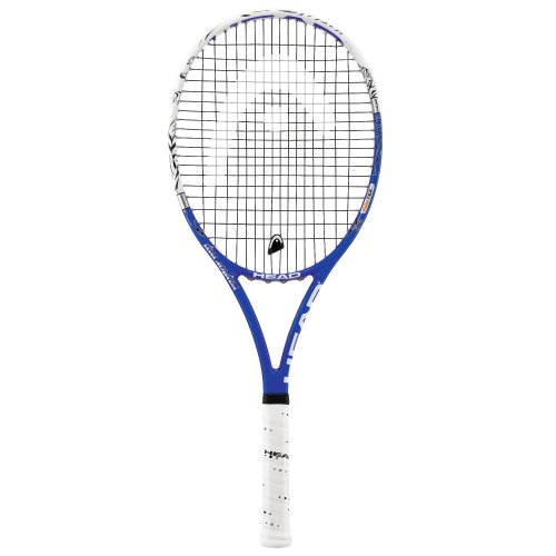 Head You Tek Raptor Tennis Racquet - Blue, 3 Grip