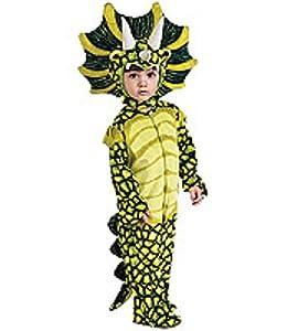 Silly Safari Costume, Triceratops Costume-Small