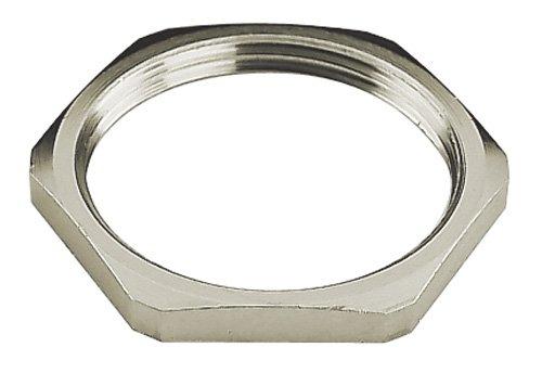 altech-corp-6000118-lock-nut-brass-21-seal-mm-pg-31-mm-11-nickel-plated