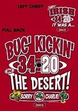 Ohio State Buckeyes Buc' Kickin' in the Desert Smack T-Shirt