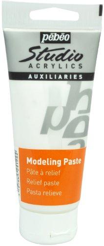 pebeo-studio-acrylics-auxiliaries-modelling-paste-100ml-tubewhite