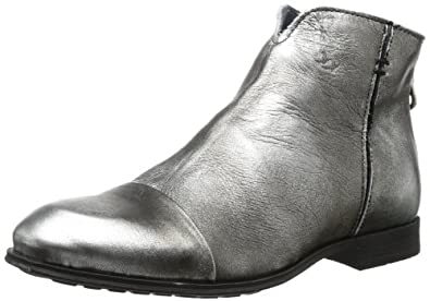 Mexx Faith 2 10000051, Damen Stiefel, Silber (Metallic pewter), EU 39
