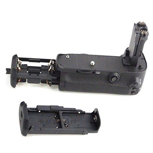 DynaSun E11 Poignée d'Alimentation Batterie Grip pour Canon EOS 5D MARK III compatible BG-E11 BGE11 avec magasin pour 6x piles