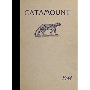 (Reprint) 1944 Yearbook: Bennington High School, Bennington, Vermont 1944 Yearbook Staff of Bennington High School