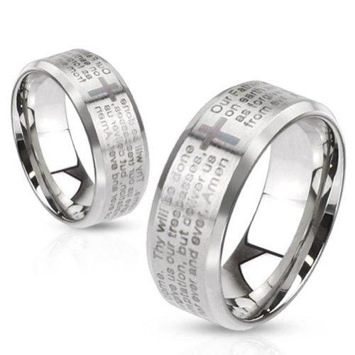 paula-fritz-anello-in-acciaio-inox-chirurgico-316l-argento-laser-diamanti-preghiera-della-bibbia-pre