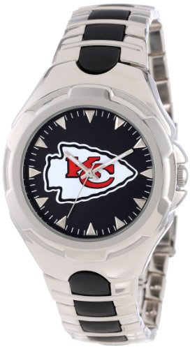 "Game Time Men'S Nfl-Vic-Kc ""Victory"" Watch - Kansas City Chiefs"