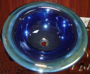 Robert Jones Blown Glass Sink