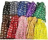 【Boxer shorts-Thai Silk】タイシルクトランクス(ぞうタイプ)3枚セット