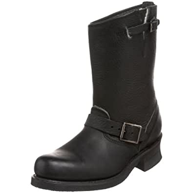 Frye Mens Engineew 12R Shearling Boots